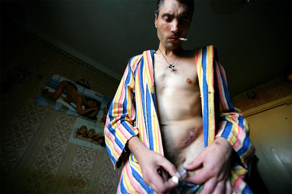 1114 Украина секс, наркомания, бедность и СПИД (часть 1). Украина