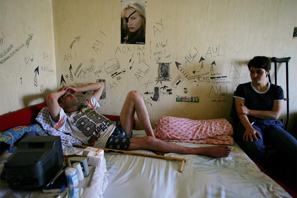 Украина секс, наркомания, бедность и СПИД (Часть 2) .