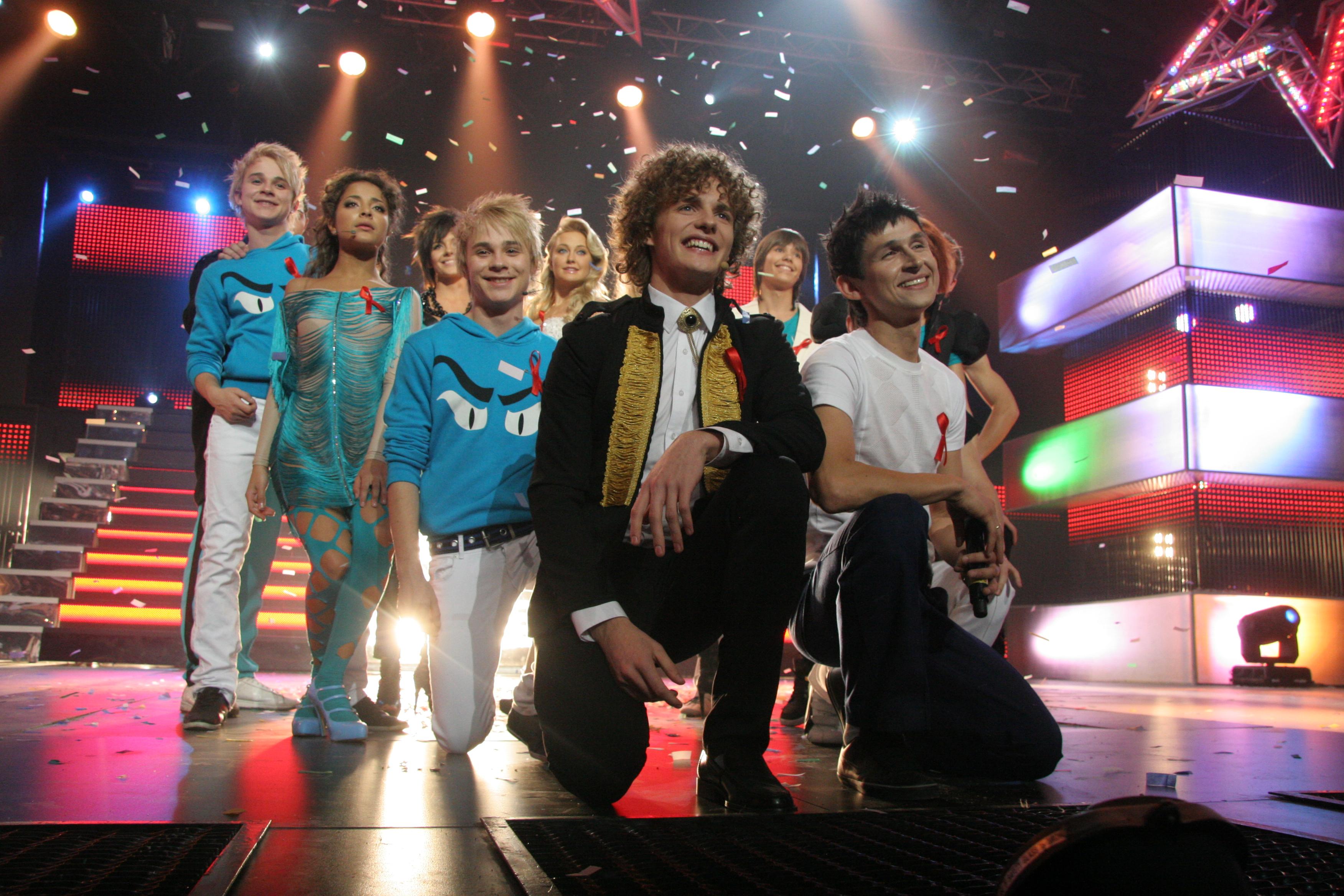 Константин Меладзе написал песню, посвященную борьбе со СПИДом Ее