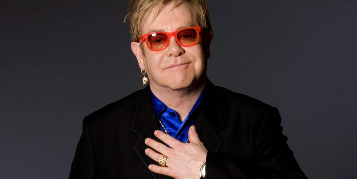 Elton John wrote a letter to Ukrainians on the World AIDS Day / Elena Pinchuk Foundation