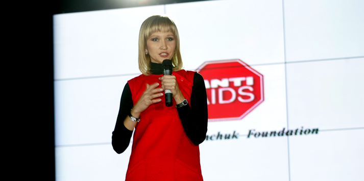 ANTIAIDS Foundation breaks the new record: more than half a million USD were raised during the charitable auction! / Elena Pinchuk Foundation